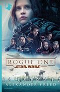 Rogue One novelization Italian front cover