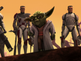 The Clone Wars: Prima Stagione