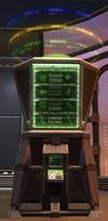 Galactic Trade Network terminal