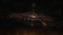 Raxus Prime orbital facility