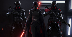 Second Sister Inq Troopers