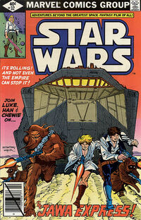 Star Wars 32 - The Jawa Express