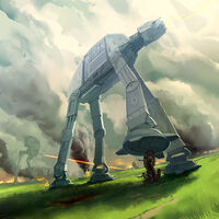 AT-AT Shadow Syndicate by Shomaker