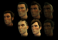 Coros Riggs Physical Customization