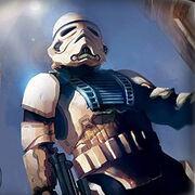 Exogen-class dark trooper