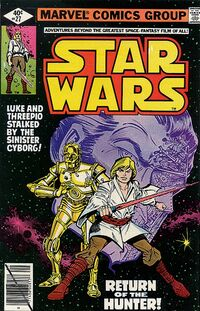 Star Wars 27 - Return of the Hunter
