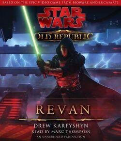The Old Republic - Revan (audiobook)