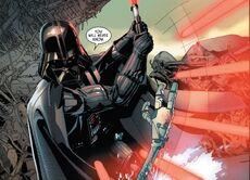 Vader kills Karbin
