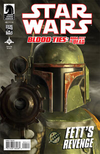 Blood Ties - Boba Fett is Dead 4