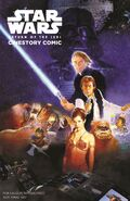 RotJ Cinestory comic hardcover