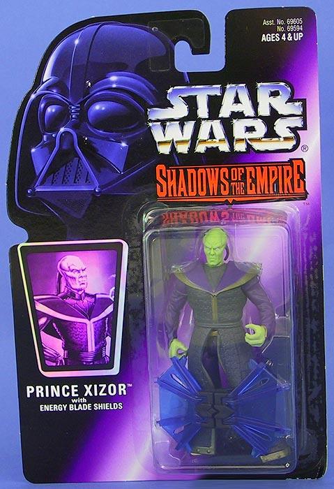 Micro Machines Star Wars Action Fleet Prince Xizor Shadows Of Empire