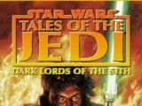 Tales of the Jedi: Dark Lords of the Sith (audio)