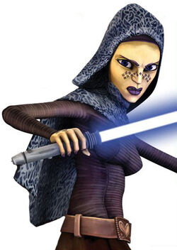 Barriss Offee TCW