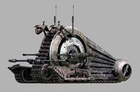 CA Tank Droid