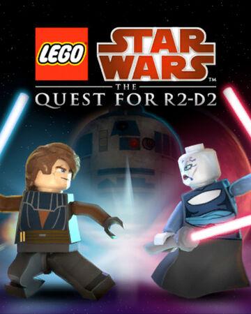 Lego Star Wars The Quest For R2 D2 Wookieepedia Fandom