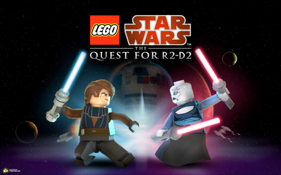 LEGO Star Wars: The Quest for R2-D2 | Wookieepedia | FANDOM powered ...