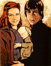 Luke Ben and Mara
