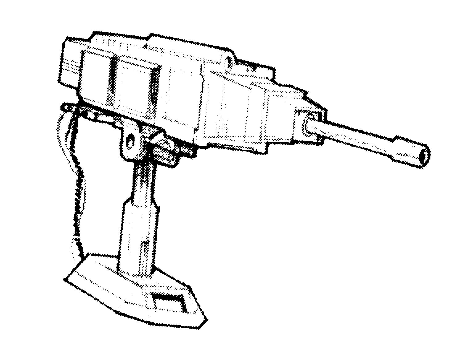 bi  a15 picket gun