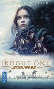 Rogue One novelization French paperback cover Pocket