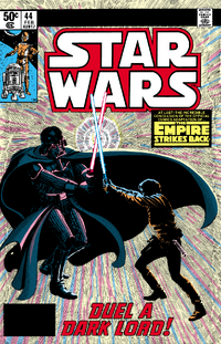 Star Wars 44 - The Empire Strikes Back - Duel a Dark Lord