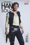 Star Wars Han Solo 3 Movie