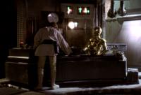 C-3PO oil bath