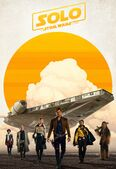 Solo A Star Wars Story Fandango Exclusive Poster