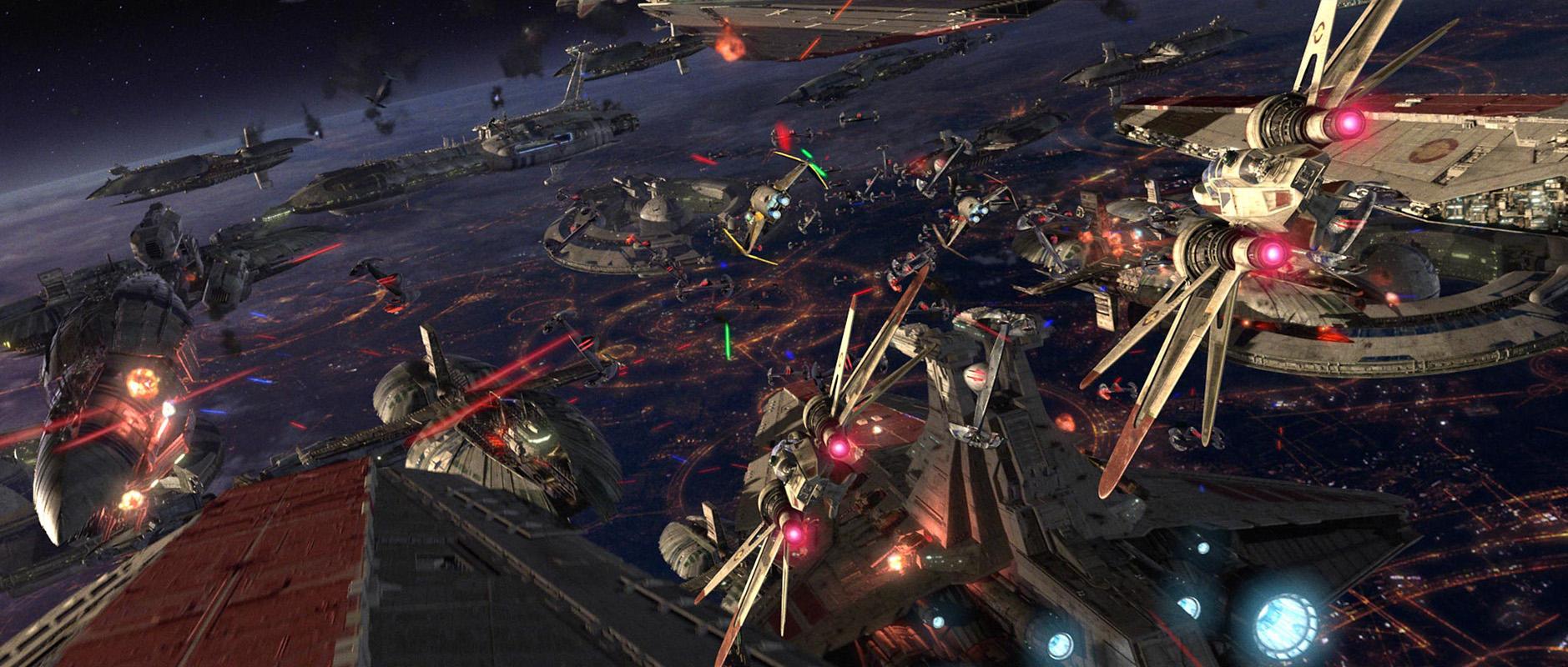 STAR WARS CCG CORUSCANT Battle Order /& First Strike