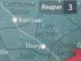 Thory sector