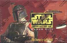 Star Wars CCG Cloud City Card Fall Of The Legend