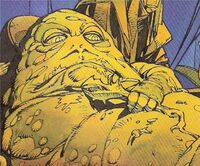 Gorga the Hutt