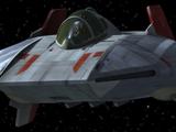 Hera's A-wing