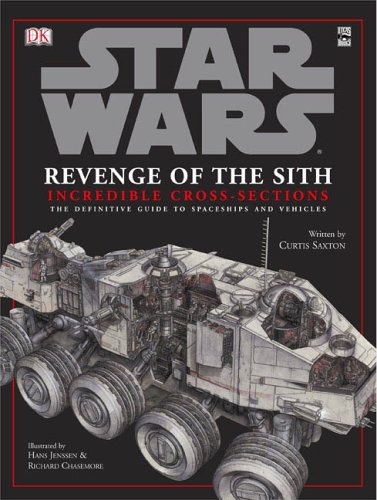 star wars revenge of the sith incredible crosssections