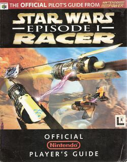 Star Wars - Episode I - Racer - The Official Nintendo Player's Guide