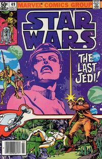 Star Wars 49 - The Last Jedi