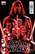 Star Wars The Force Awakens 1 Cassaday