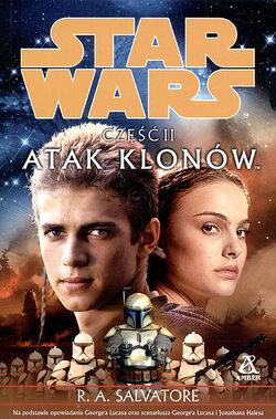 Atak klonów (powieść)