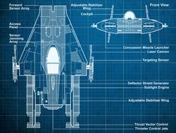 RZ-1 blueprints SWCT