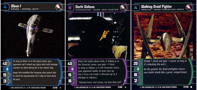 Star Wars TCG ROTJ Free Tatooine