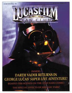 The Lucasfilm Fan Club Magazine 20 (p)