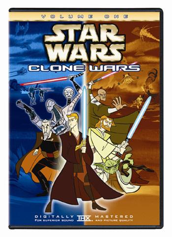 star wars: clone wars volume one | wookieepedia | fandom