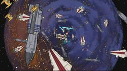 CW Battle of Coruscant