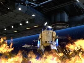 R2-D2 in action
