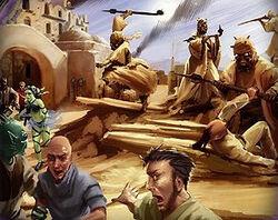 Battle of Mos Espa