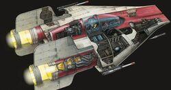CCS A-wing