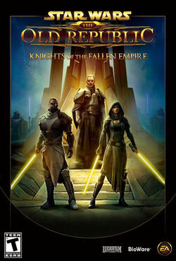 The Old Republic - Knights of the Fallen Empire
