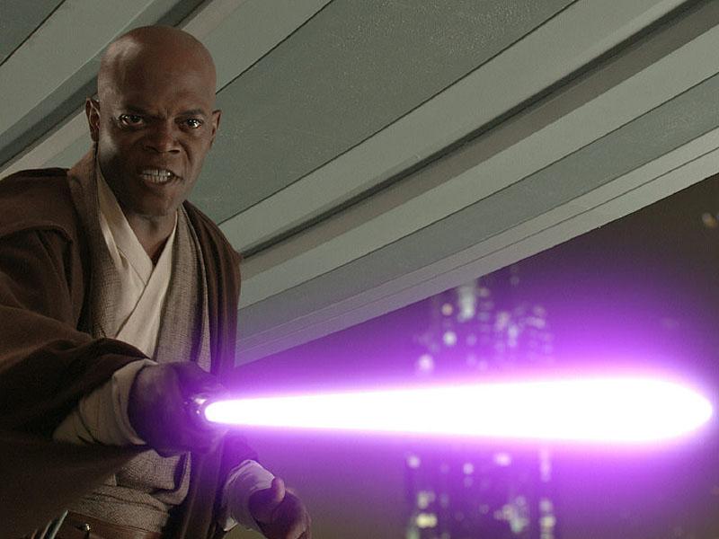 Colore della spada laser viola