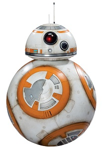BB-8, Star Wars The Force Awakens