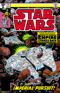 Star Wars 41 - The Empire Strikes Back - Imperial Pursuit