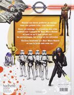 Star Wars Rebels Visual Guide French back cover